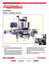 ACCRAPLY-Model 9000R Rotary Labeling System