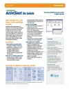 Actividentity-ActivClient for Solaris  The ideal solution for multi-factor, multi-application security