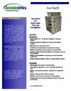 Acumentrics-Test Stand for Tubular Solid Oxide Fuel Cell Investigation