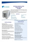 PORTABLE RECIRCULATING WATER CHILLER CH SERIE