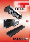 MONORACE Linear Roller Bearing System with MR rail and R, R.T, R.S sliders