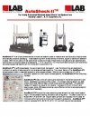 The Totally Automated Windows-based Shock Test System from Industry Leader L. A. B. Equipment, Inc.