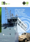 HiPer-tex™ fibre for light weight, cost effective blast and ballistic protection solutions