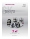 R   W Coupling Technology-torque limiter SK