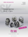 R   W Coupling Technology-Torque Limiters SK