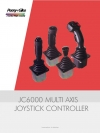 PENNY   GILES CONTROLS-JC6000 Multi-axis Joystick Controller