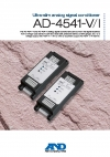 Ultra-slim analog signal conditioners