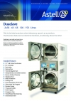 Duaclave Front Loading Autoclaves - Circular Section