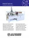 Model 65 Trayformer For automatic tray forming and sealing