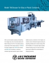 Model 156 Decaser for Glass or Plastic Containers