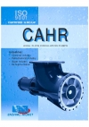 CAHR AXIAL FLOW CIRCULATION PUMPS