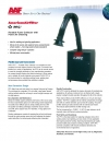 Portable Fume Collector with Pulse-Jet Cleaning