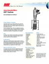 AAF® Cyclone Dry Centrifugal Dust Collector