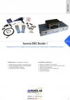 Aaronia EMC Bundle 1 Measurement Kit for straightforward pinpointing and measurement of interference sources