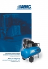 Piston air compressors, accessories and pneumatic tools