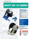 Abanaki Oil Skimmer Division-Mighty Disk™ Oil Skimmer