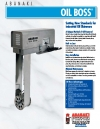 OIL BOSS ® A B A N A K I Setting New Standards for Industrial Oil Skimmers A Unique Method of Oil Removal