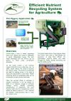 Efficient Nutrient Recycling System for Agriculture