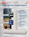 CUNO High Flow Filtration Systems