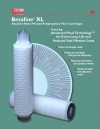 Betafine XL ® Absolute-Rated Pleated Filter Cartridges