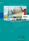 Process industry: abas ERP for companies in the process industry - pdf file (1,277 KB) Folder, 12 pages, DIN A 4