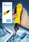 EBL SCREWDRIVER Setting the standard