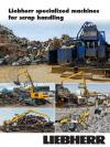 Liebherr specialized machines for scrap handling