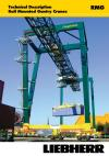 Technical Description Rail Mounted Gantry Cranes   RMG