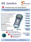 Handheld Indoor Air Quality Monitor