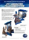 LPU™ Laboratory Pelletizing System