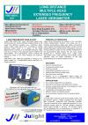 LONG DISTANCE MULTIPLE-HEAD EXTENDED FREQUENCY LASER VIBROMETER