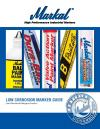 LOW CORROSION MARKER GUIDE