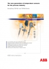 ABB Measurement Products-SensTemp TSP Series - Temperature Sensors for the Process Industry