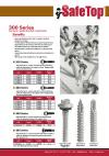 SafeTop Fasteners Catalogue 1